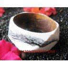 Painting Wood Bangle