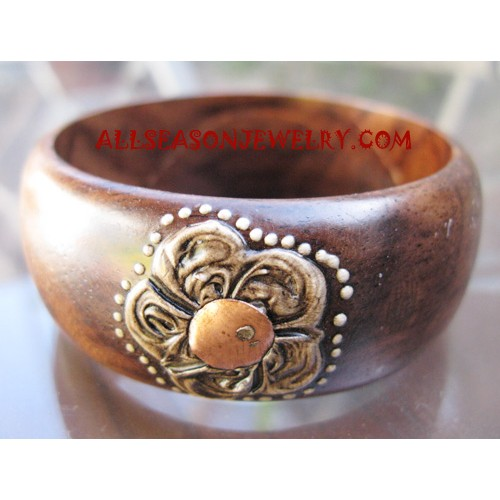 Painting Woods Bangles