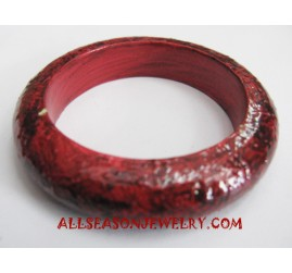 Paintings Bangle Wooden