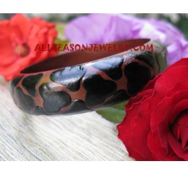Small Bangle Wooden