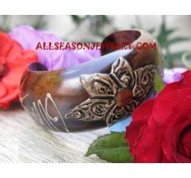 Women Bangle Wooden
