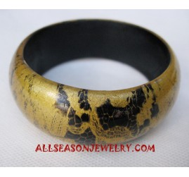Wooden Bangles Handpaintings