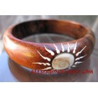 Woods Bangles Handpainted