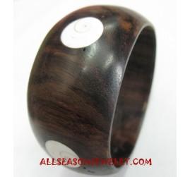 Woods Seashell Bangle
