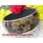 Bangle Resin Shell