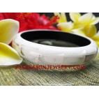 Bangle Seashell Small