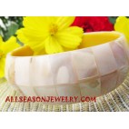 Bangle Seashells MOP