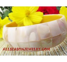 Bangle Seashells MOP