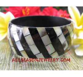 bangle Seashells Handmade