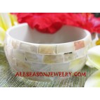 Bangle Shell Resin