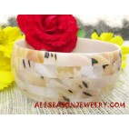 Bangle Shells Resin