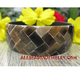 Girls Shell Bangles