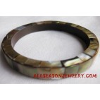 Natural Bangle Shell