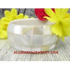 Seashells Bangles Resin