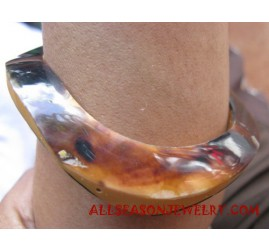 Shells Bangle Handmade