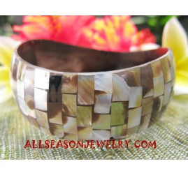 Shells Bangles Handmade