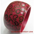 Handmade Bangle Resin