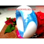 Handcraft Resin Bangle