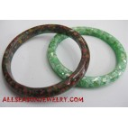 Jewelry Resin Bangle