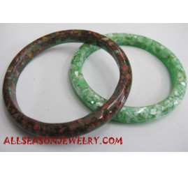 Jewelry Resin Bangle