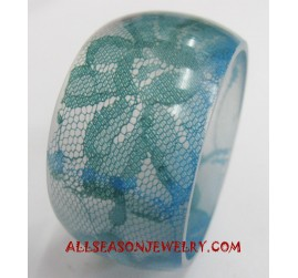 Resin Bangle Fashion
