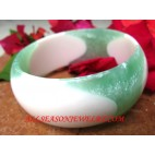 Resin Bangle Jewelry