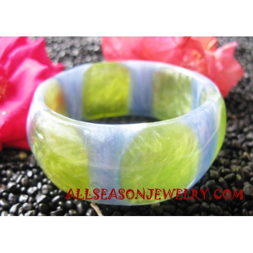 Bangle Resin Handmade