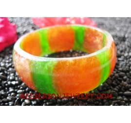 Fashion Bangles Resin