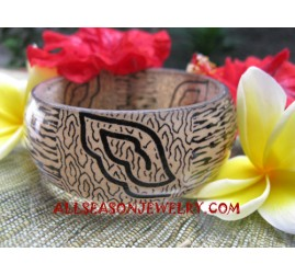 Girls Bangle Resin batik