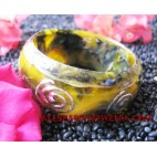 Ladies Resin Bangle