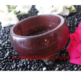 Resin Bangle Handmade