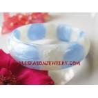 Resin Bangles Handmade