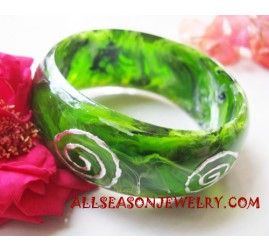 Resin Bangles Paintings