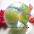 Resin Glass Bangle