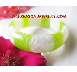 Small Resin Bangle