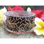 Women Bangle Resin Batik