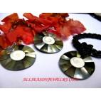 Abalone Jewelry Set