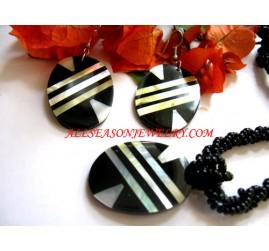 Seashell Jewels Set