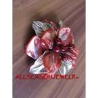 Fashion Brooch Flower Shell
