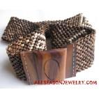 Belt Wooden Coco