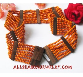Belts Wooden Handmade