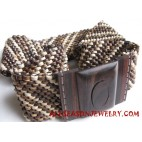 Coconut Belt Wooden