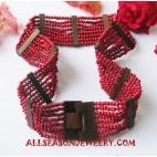 Fashion Wood Belt