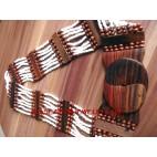 Belts Stretched  Wood