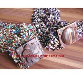 Flower Clasps Belt