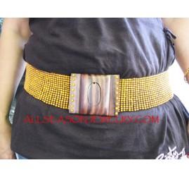 Bead Belt Clasps