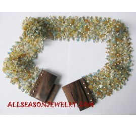 Handmade Beads Belts
