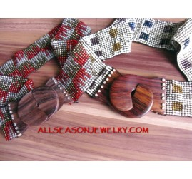 Indonesia Bead Belts