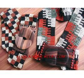 Beads Belt Clasps