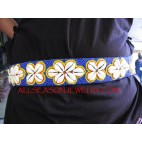 Cowrie Shell Belts